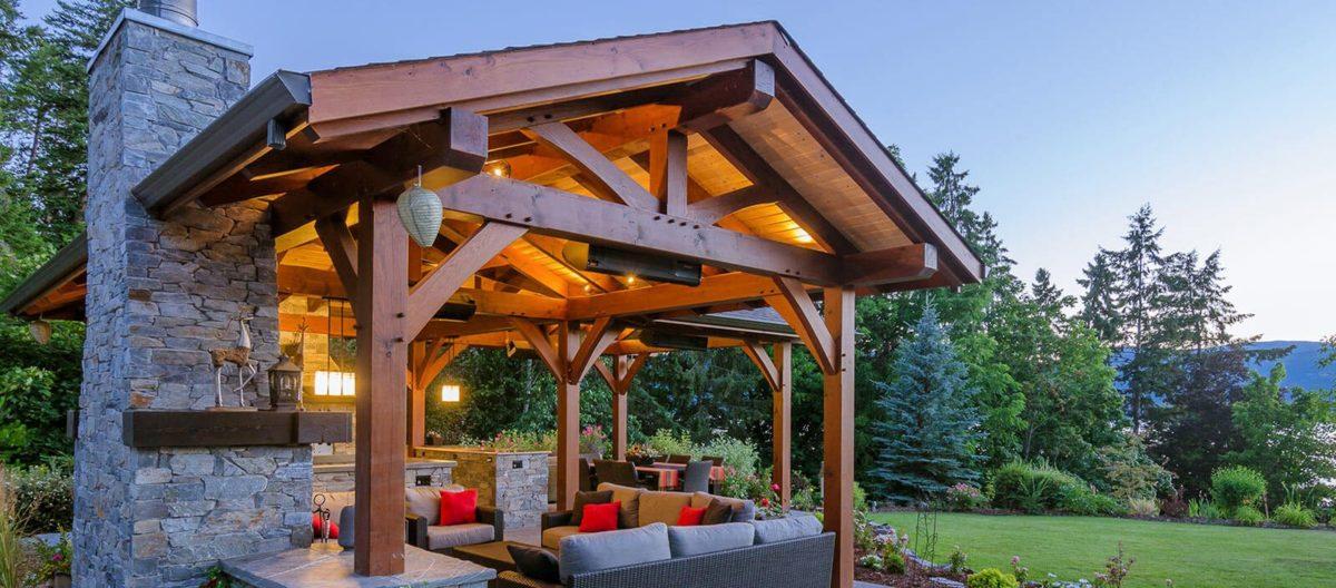European Timberfame Corp - Timber Frame Homes BC Homeowners